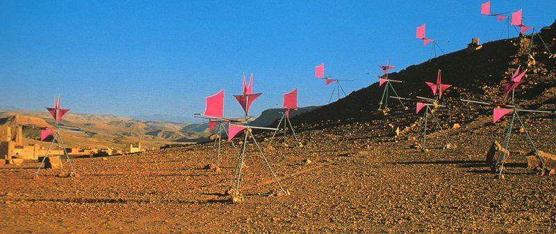 La Caravane du Vent désert marocain