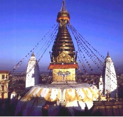 Le grand Stupa